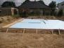 Bodenplatte mit Dämmung